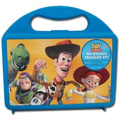 Toy Story 3 Movie Stickers Set 2