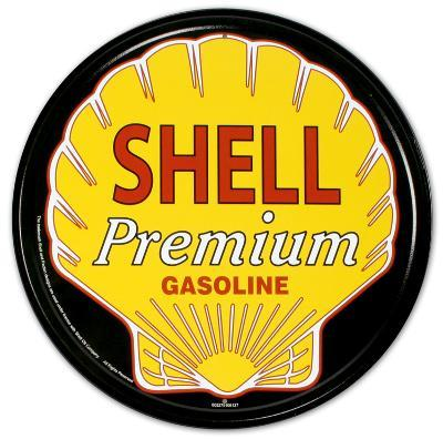 Shell Premium Gasoline Logo