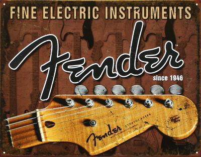Fender - Fine Electric Instruments