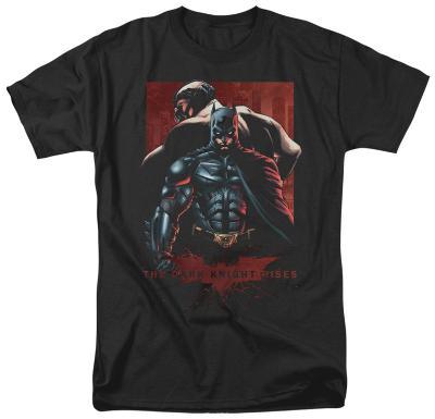 The Dark Knight Rises - Batman & Bane