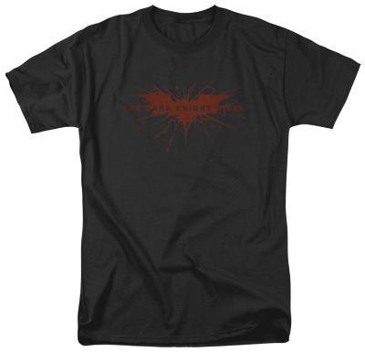 The Dark Knight Rises - Distressed Bat