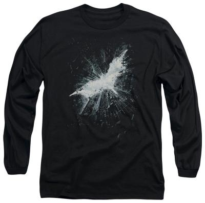 Long Sleeve: The Dark Knight Rises - Teaser Poster