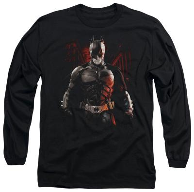Long Sleeve: The Dark Knight Rises - Batman Battleground