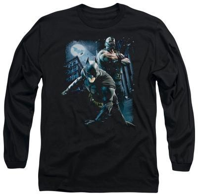 Long Sleeve: The Dark Knight Rises - Balttlefield Gotham