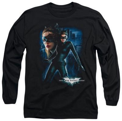 Long Sleeve: The Dark Knight Rises - Catwoman
