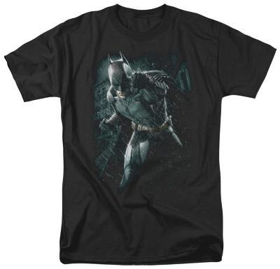 The Dark Knight Rises - Batman Rain