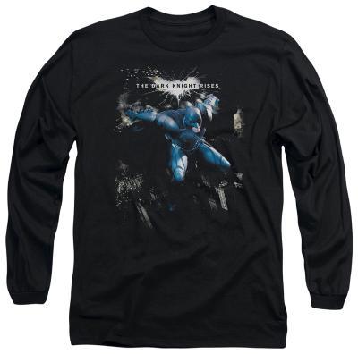 Long Sleeve: The Dark Knight Rises - What Gotham Needs