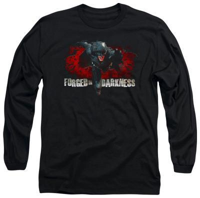 Long Sleeve: The Dark Knight Rises - Forged in Darkness