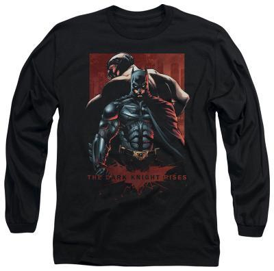 Long Sleeve: The Dark Knight Rises - Batman & Bane