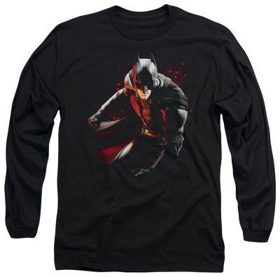 Long Sleeve: The Dark Knight Rises - Ready to Punch