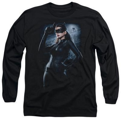 Long Sleeve: The Dark Knight Rises - Out on the Town