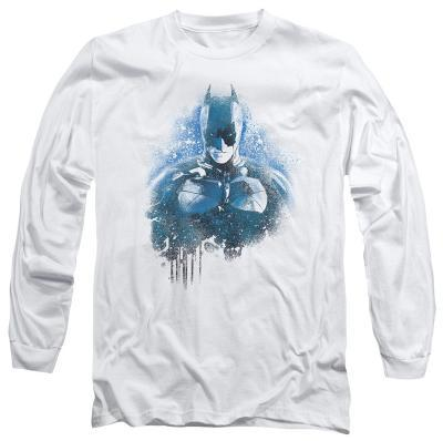 Long Sleeve: The Dark Knight Rises - Spray Bat