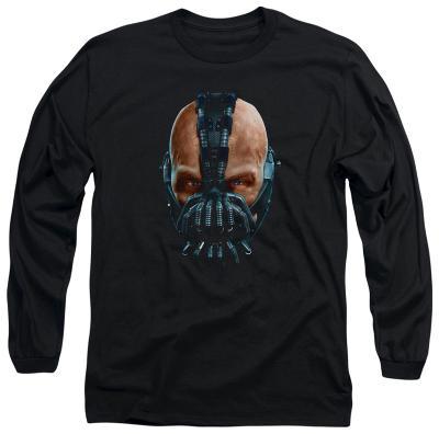 Long Sleeve: The Dark Knight Rises - Painted Bane