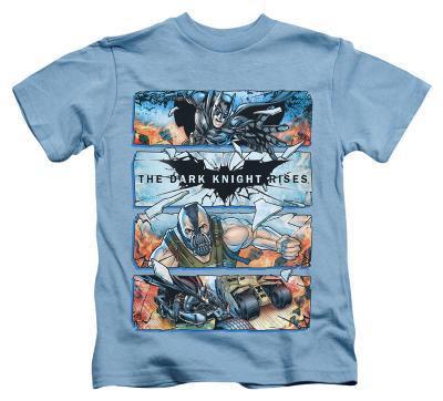 Juvenile: The Dark Knight Rises - Shattered Glass