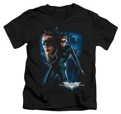 Juvenile: The Dark Knight Rises - Catwoman