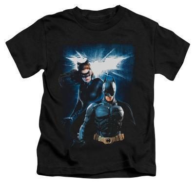 Juvenile: The Dark Knight Rises - Bat & Cat