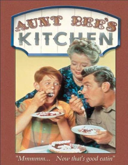 Aunt Bee S Kitchen Tin Sign At Allposters Com