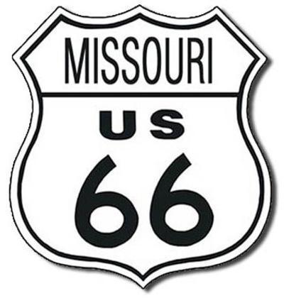 Route 66 Missouri Highway Road