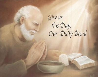 Daily Bread (Prayer)