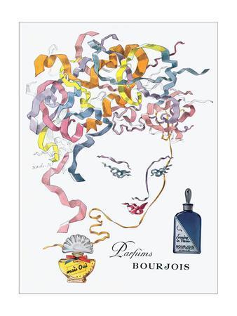 Xanti-Pat Parfums Bourjois