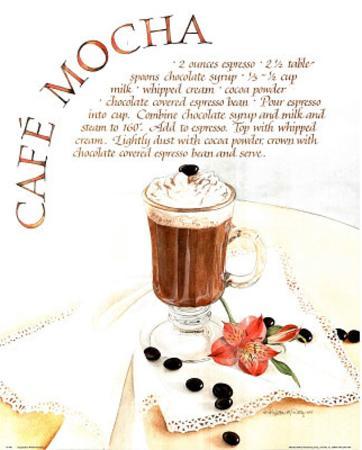 Cafe Mocha Secret Recipe Cooking Drink