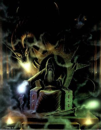 Dragon & Wizard II
