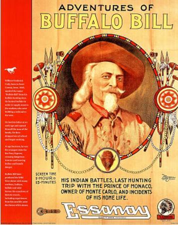 Adventures Of Buffalo Bill Wild West
