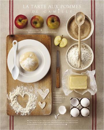Camille's Apple Pie