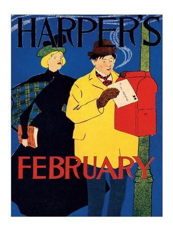 Harper's February Posting Valentine