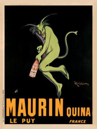 Maurin Quina, c.1920