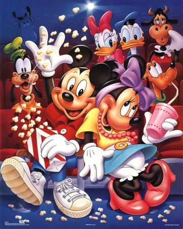 Mickey Mouse and Friends At the Movies