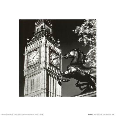 London II Big Ben