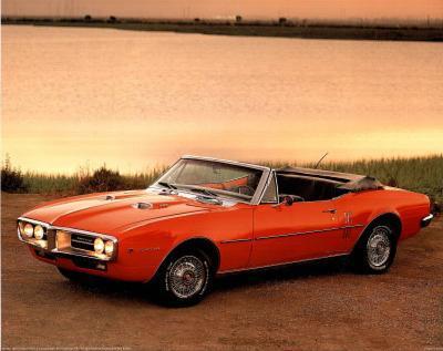 67 Pontiac (Firebird Convertible)