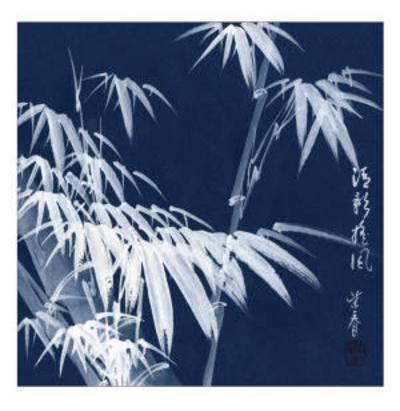 Bamboo B&W Detail