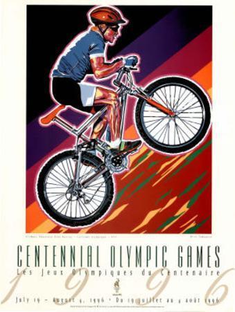 Olympic Mountain Bike Racing, c.1996 Atlanta