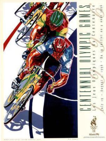 Olympic Track Cycling, c.1996 Atlanta