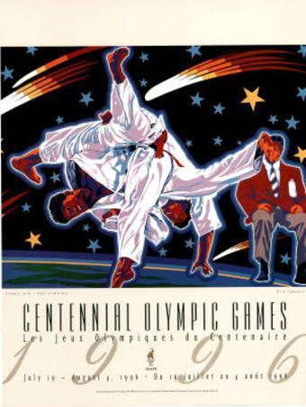 Olympic Judo, c.1996 Atlanta