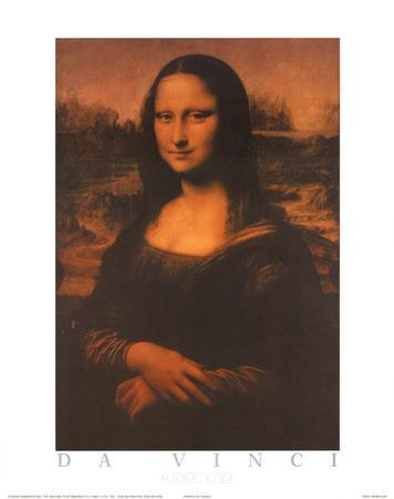 Mona Lisa Text