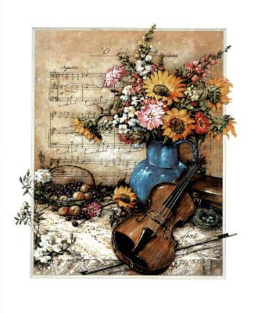 Music Floral no.  2