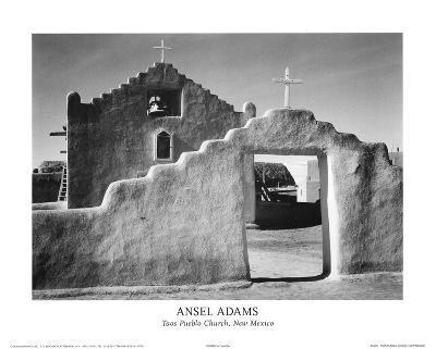 Taos Pueblo Church New Mexico