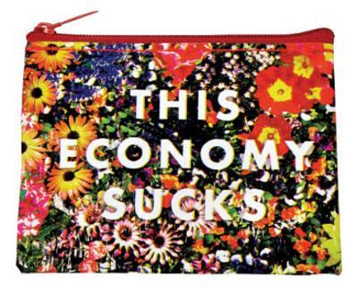 This Economy Sucks Coin Purse