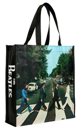 The Beatles Abbey Road Large Recycled Shopper