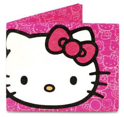 Hello Kitty Tyvek Mighty Wallet