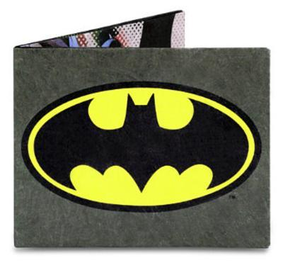 Batman Tyvek Mighty Wallet