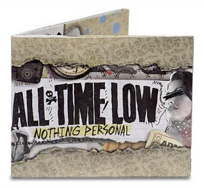 All Time Low Tyvek Mighty Wallet