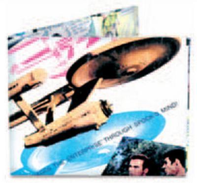 Star Trek Issue 4 Tyvek Mighty Wallet