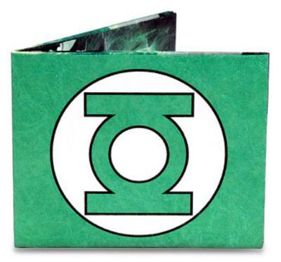 Green Lantern Tyvek Mighty Wallet