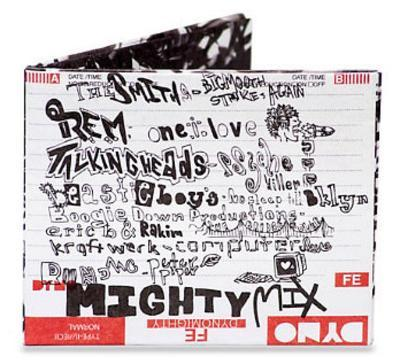 Mix Tape Tyvek Mighty Wallet