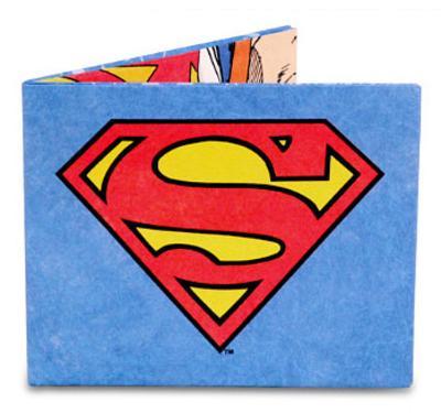 Superman Tyvek Mighty Wallet