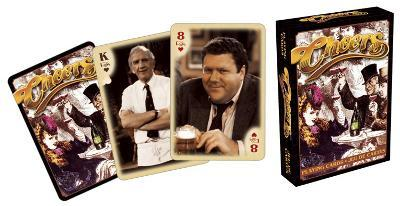 Cheers 30th Anniversary Playing Cards